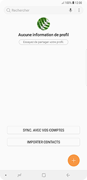 Samsung Galaxy Note 9 - Contact, Appels, SMS/MMS - Ajouter un contact - Étape 5