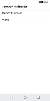 LG G6 H870 - E-mail - Handmatig Instellen - Stap 6