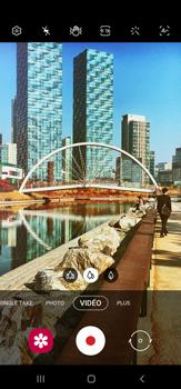 Samsung Galaxy Note20 Ultra 5G - Photos, vidéos, musique - Créer une vidéo - Étape 9