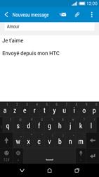 HTC Desire 816 - E-mail - envoyer un e-mail - Étape 9