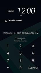 HTC 10 - Primeros pasos - Activar el equipo - Paso 3