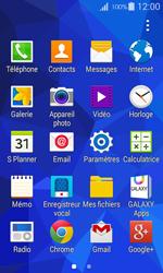 Samsung G357 Galaxy Ace 4 - SMS - Configuration manuelle - Étape 3
