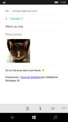 Microsoft Lumia 950 - E-mail - envoyer un e-mail - Étape 14