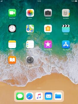 Apple iPad Pro 9.7 inch - Apps - Löschen und wiederherstellen von vorinstallierten iOS-Apps - 6 / 13
