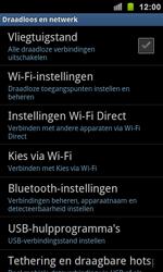 Samsung I9100 Galaxy S II - bluetooth - aanzetten - stap 5