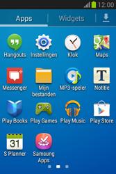 Samsung S6790 Galaxy Fame Lite - wifi - handmatig instellen - stap 3