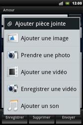 Sony Ericsson Xperia Mini Pro - E-mail - envoyer un e-mail - Étape 7