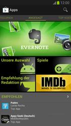 Samsung Galaxy Note 2 - Apps - Konto anlegen und einrichten - 14 / 15