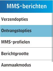 Samsung C3300K - MMS - probleem met ontvangen - Stap 8