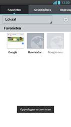 LG P875 Optimus F5 - Internet - hoe te internetten - Stap 11