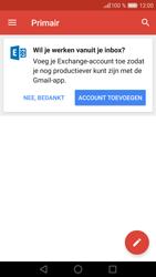 Huawei P9 Lite - E-mail - handmatig instellen (gmail) - Stap 16