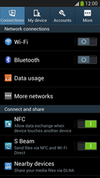 Samsung Galaxy S 4 Active - Mobile phone - Resetting to factory settings - Step 4
