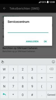 HTC HTC Desire 825 - SMS - handmatig instellen - Stap 9