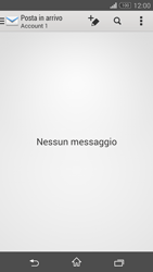Sony Xperia Z3 Compact - E-mail - 032c. Email wizard - Outlook - Fase 4