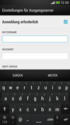 HTC Desire 601 - E-Mail - Konto einrichten - Schritt 15