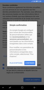 Samsung Galaxy Note 8 - Applications - Configuration de votre store d