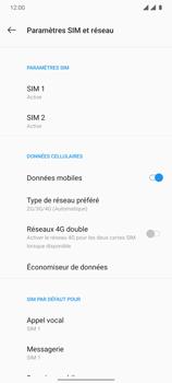 OnePlus 7T - Aller plus loin - Désactiver les données à l'étranger - Étape 6