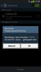 Samsung I9505 Galaxy S4 LTE - Bluetooth - Geräte koppeln - Schritt 9