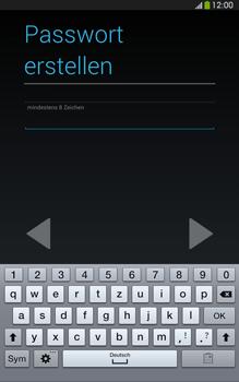 Samsung T315 Galaxy Tab 3 8-0 LTE - Apps - Konto anlegen und einrichten - Schritt 11