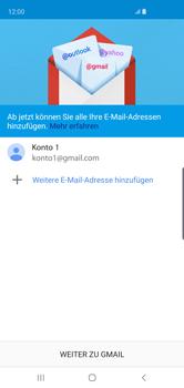 Samsung Galaxy S10 - E-Mail - Konto einrichten (gmail) - Schritt 13