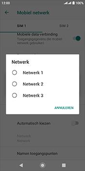 Alcatel 1-s-dual-sim-5024d - Netwerk selecteren - Handmatig een netwerk selecteren - Stap 12