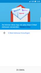 Samsung Galaxy S6 Edge (G925F) - Android Nougat - E-Mail - Konto einrichten (gmail) - Schritt 6