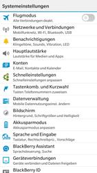 BlackBerry Leap - Netzwerk - Netzwerkeinstellungen ändern - 4 / 8