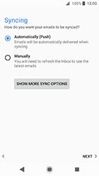 Sony Xperia XA2 - E-mail - Manual configuration (outlook) - Step 14