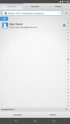 Sony C6833 Xperia Z Ultra LTE - E-mail - hoe te versturen - Stap 7