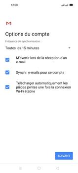 Oppo Reno 4 Pro - E-mails - Ajouter ou modifier votre compte Outlook - Étape 10