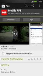 HTC One - Applicazioni - Installazione delle applicazioni - Fase 24