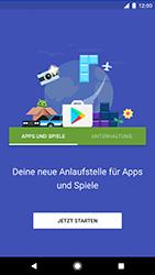 Google Pixel - Apps - Konto anlegen und einrichten - 0 / 0