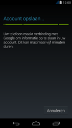 Acer Liquid Jade - Applicaties - account instellen - Stap 17
