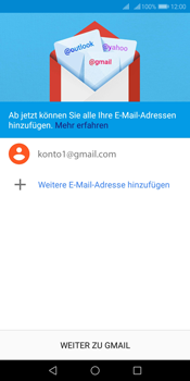 Huawei Y7 (2018) - E-Mail - 032a. Email wizard - Gmail - Schritt 12