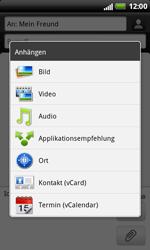 HTC X315e Sensation XL - MMS - Erstellen und senden - Schritt 15