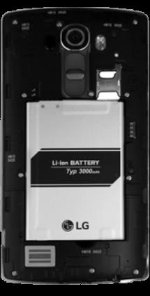 LG G4 - SIM-Karte - Einlegen - 1 / 1