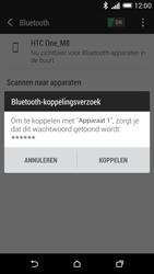 HTC One Mini 2 - bluetooth - headset, carkit verbinding - stap 7