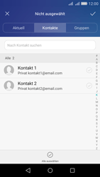 Huawei Y6 - E-Mail - E-Mail versenden - Schritt 6