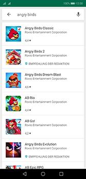Huawei P20 - Android Pie - Apps - Herunterladen - Schritt 14