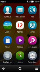 Nokia 700 - Wifi - configuration manuelle - Étape 2