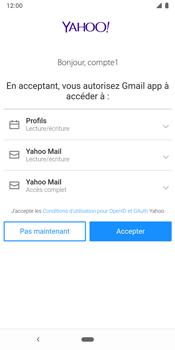 Google Pixel 3 - E-mails - Ajouter ou modifier votre compte Yahoo - Étape 10