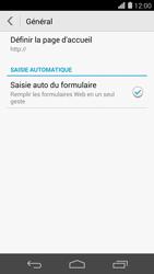 Huawei Ascend P7 - Internet - configuration manuelle - Étape 25