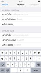 Apple iPhone 7 - E-mails - Ajouter ou modifier un compte e-mail - Étape 13