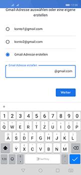 Huawei Nova 5T - Apps - Einrichten des App Stores - Schritt 11
