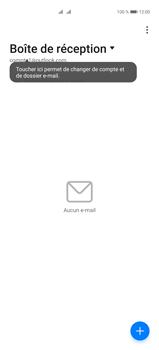Huawei P40 Pro - E-mails - Ajouter ou modifier votre compte Outlook - Étape 7