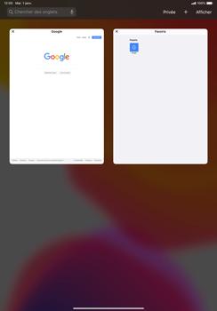 Apple iPad Pro 11 (2018) - iPadOS 13 - Internet et roaming de données - Navigation sur Internet - Étape 14