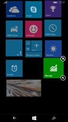 Microsoft Lumia 535 - Operazioni iniziali - Personalizzazione della schermata iniziale - Fase 10
