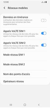 Samsung Galaxy A40 - MMS - configuration manuelle - Étape 7