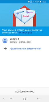 Samsung Galaxy A8 (2018) - E-mail - Configuration manuelle (gmail) - Étape 15