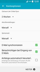 Samsung G900F Galaxy S5 - E-Mail - Konto einrichten (yahoo) - Schritt 8
